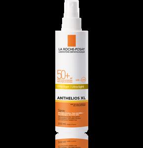 אנתליוס ספריי להגנה גבוהה לפנים ולגוף Anthelios XL Easy Application Spray SPF +50 לה רוש פוזה LA ROCHE POSAY