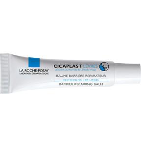 CICAPLAST ציקאפלסט שפתיים קרם לשיקום שפתיים יבשות וסדוק לה רוש פוזה
