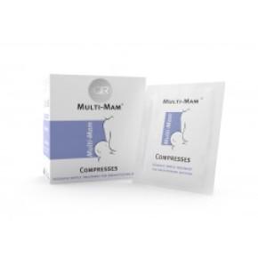 מולטי-מאם קומפרסים לטיפול והקלה על פטמות סדוקות ופצועות Multi-Mam Compresses