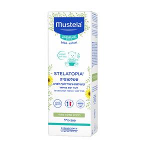 סטלטופיה קרם לחות טיפולי לגוף ולפנים מוסטלה | Mustela Stelatopia Cream