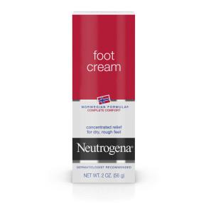 קרם רגליים מזין לכף רגל יבשה ניוטרוג'ינה Neutrogena Foot Cream