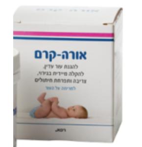 אורה קרם | קרם עדין לעור התינוק