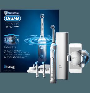 מברשת שיניים חשמלית 8000 מקצועית אוראל בי | Oral B Professional Care 8000 GENIUS