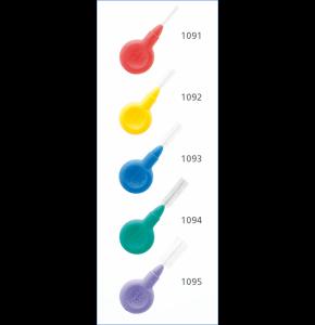 פארו 3 Star Grip | מברשת ספירילית בין השיניים | Paro 3Star Grip