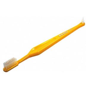 פארו 739 | מברשת שיניים רכה 3 שורות עם אינטרספייס | Paro S27L