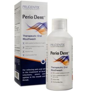 פריו דנט תמיסה טיפולית לשטיפת חלל הפה Perio Dent Therapeutic Oral Nouthwash
