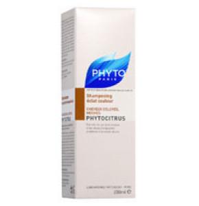 פיטוציטרוס שמפו אשכוליות לשיער צבוע או מובהר | PHYTO PARIS PHYTOCITRUS Shampoo
