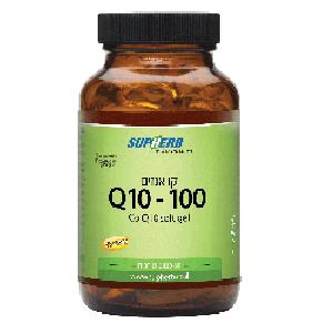 "Q10 כמוסות רכות 100 מ""ג סופהרב"