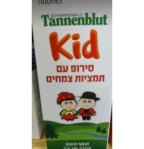טננבלוט קיד סירופ 100 Tannenblut Kid Syrup
