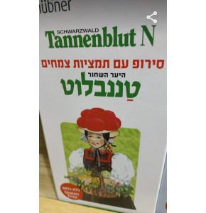 טננבלוט סירופ TANNENBLUT N
