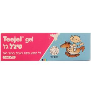 טיג'ל Gel ג'ל TEEJEL
