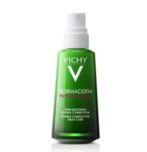 נורמדרם פיטוסולושן וישי תחליב לחות מקיף לטיפול בפגמי עור שמן VICHY Normaderm PhytoSolution