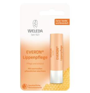 שפתון טבעי לשפתיים יבשות EVERON WELEDA