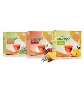 לקסי FREE - בטעם לימון זוגות