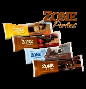 חטיפי חלבון זון פרפקט   ZONE Perfect nutrition Bars