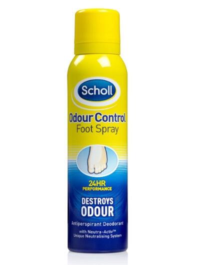 שול תרסיס מונע ריח לכף רגל | Scholl Foot Spray
