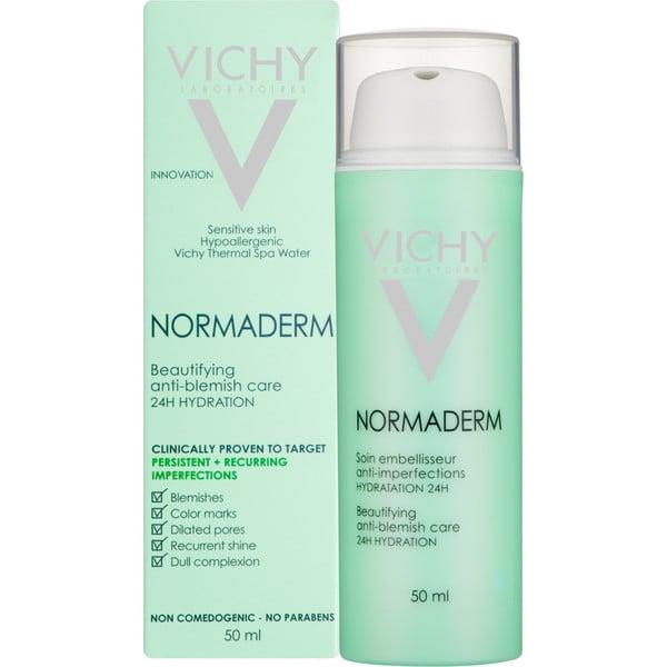וישי נורמדרם קרם לחות לטיפול בפגמי עור | VICHY NORMADERM Beutifying Anti Blemish Care