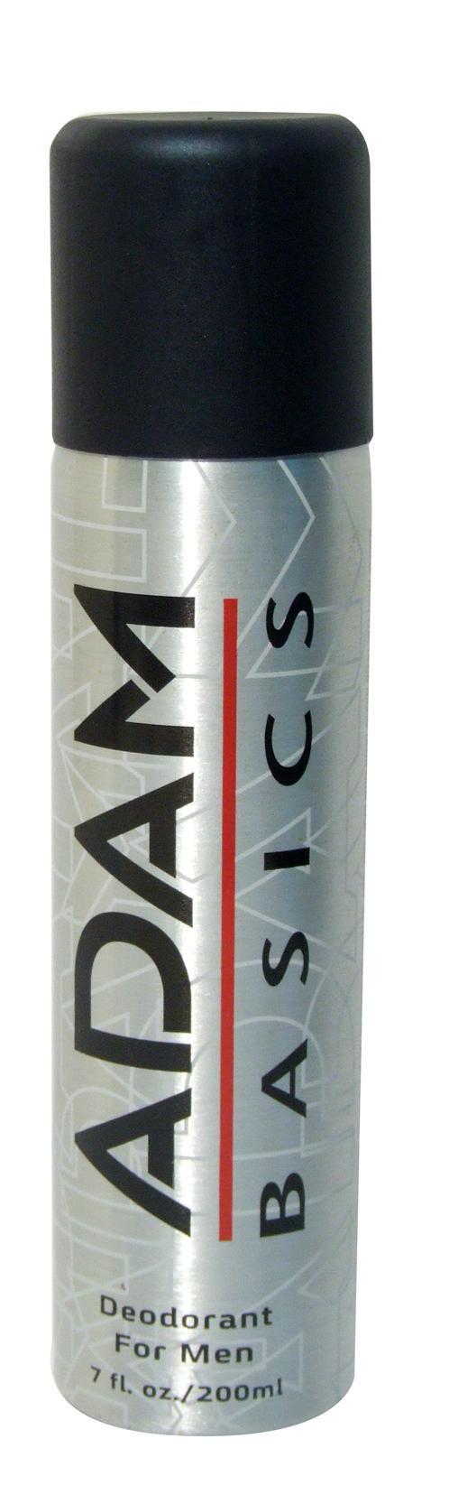 אדם בייסיק דאודורנט ספריי   ADAM BASICS Deodorant Spray