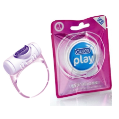 טבעת רטט דורקס Durex Play Vibrations