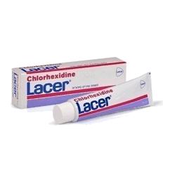 כלורהקסדין לאסר - משחת שיניים טיפולית Chlorhexidine Lacer