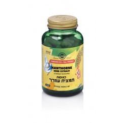 תמצית עוזרר 60 כמוסות SOLGAR Hawthorm Extract סולגאר
