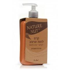 נייטשר נאט קרם לחות טבעי לעיצוב השיער | Nature Nut Moisturizing Hair Cream