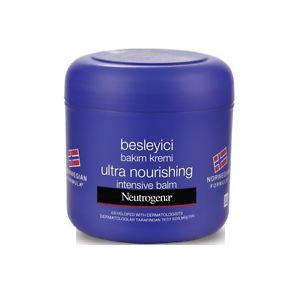 קרם לחות אינטנסיבי לעור יבש מאוד ניוטרוג'ינה Neutrogena Ultra Nourishing Intensive Balm