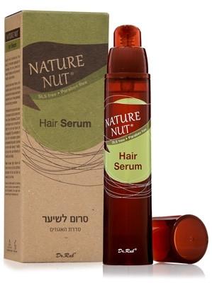 "סרום לשיער (50 מ""ל) - נייטשר נאט NATURE NUT"