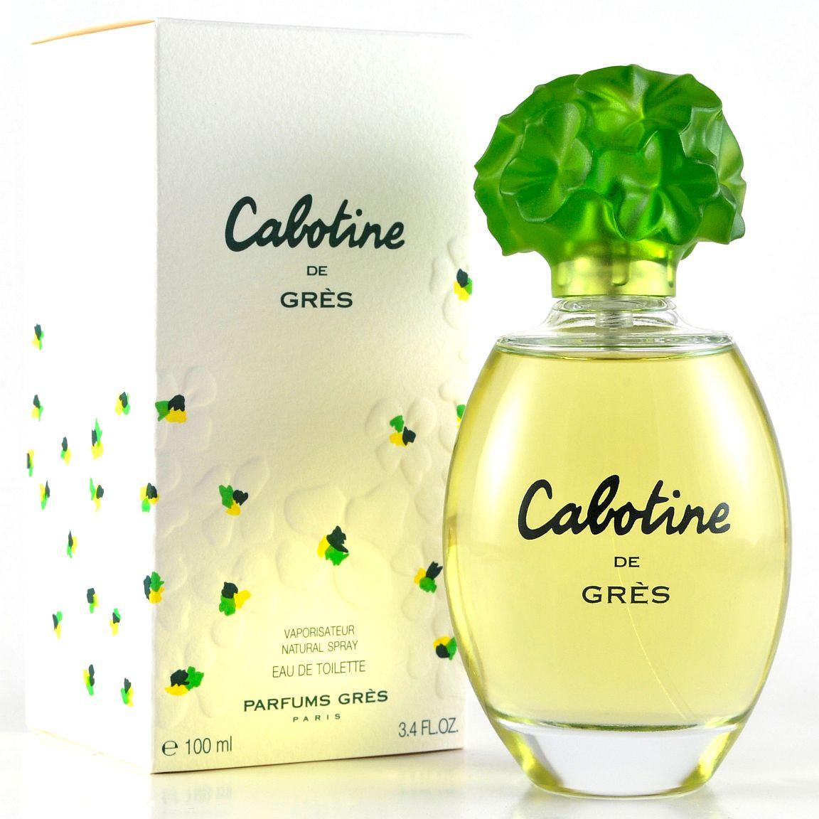 קבוטין בושם לאישה | Cabotine GRES E.D.T 100ML
