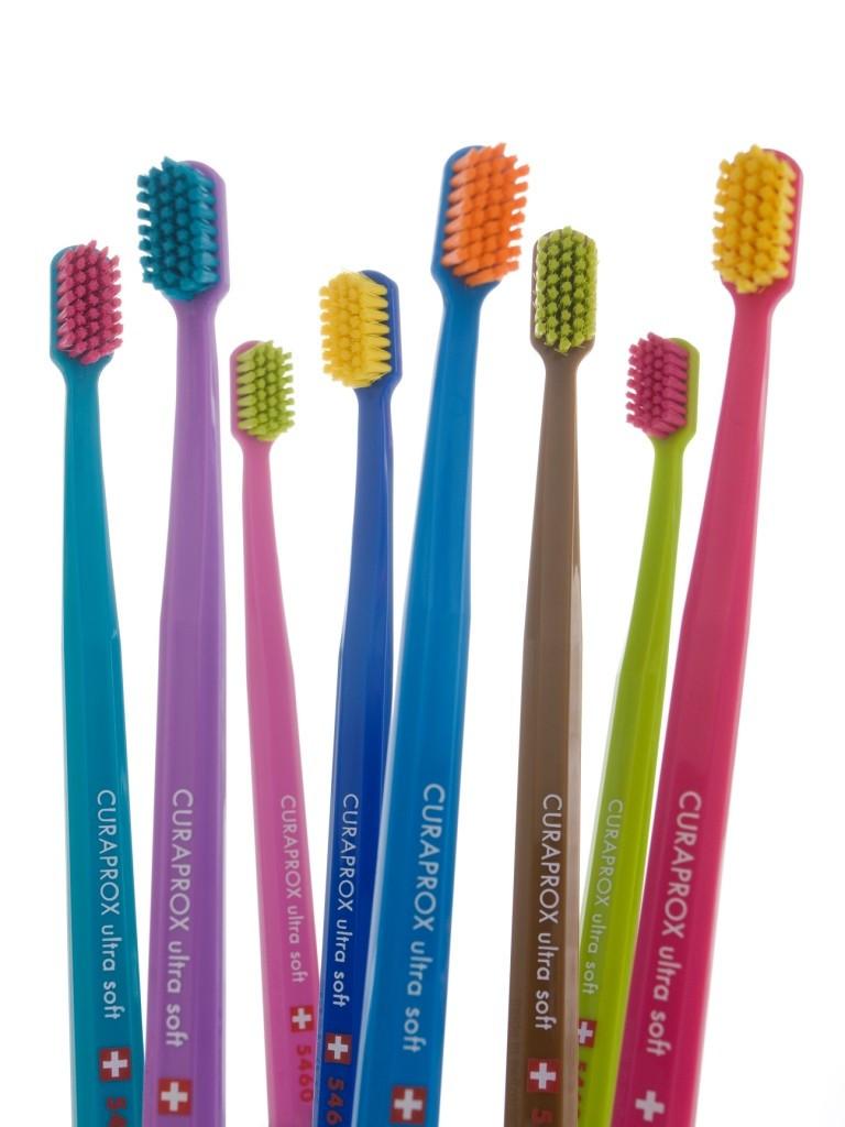 קורפרוקס | מברשת שיניים רכה במיוחד CURAPROX Ultra Soft 5460