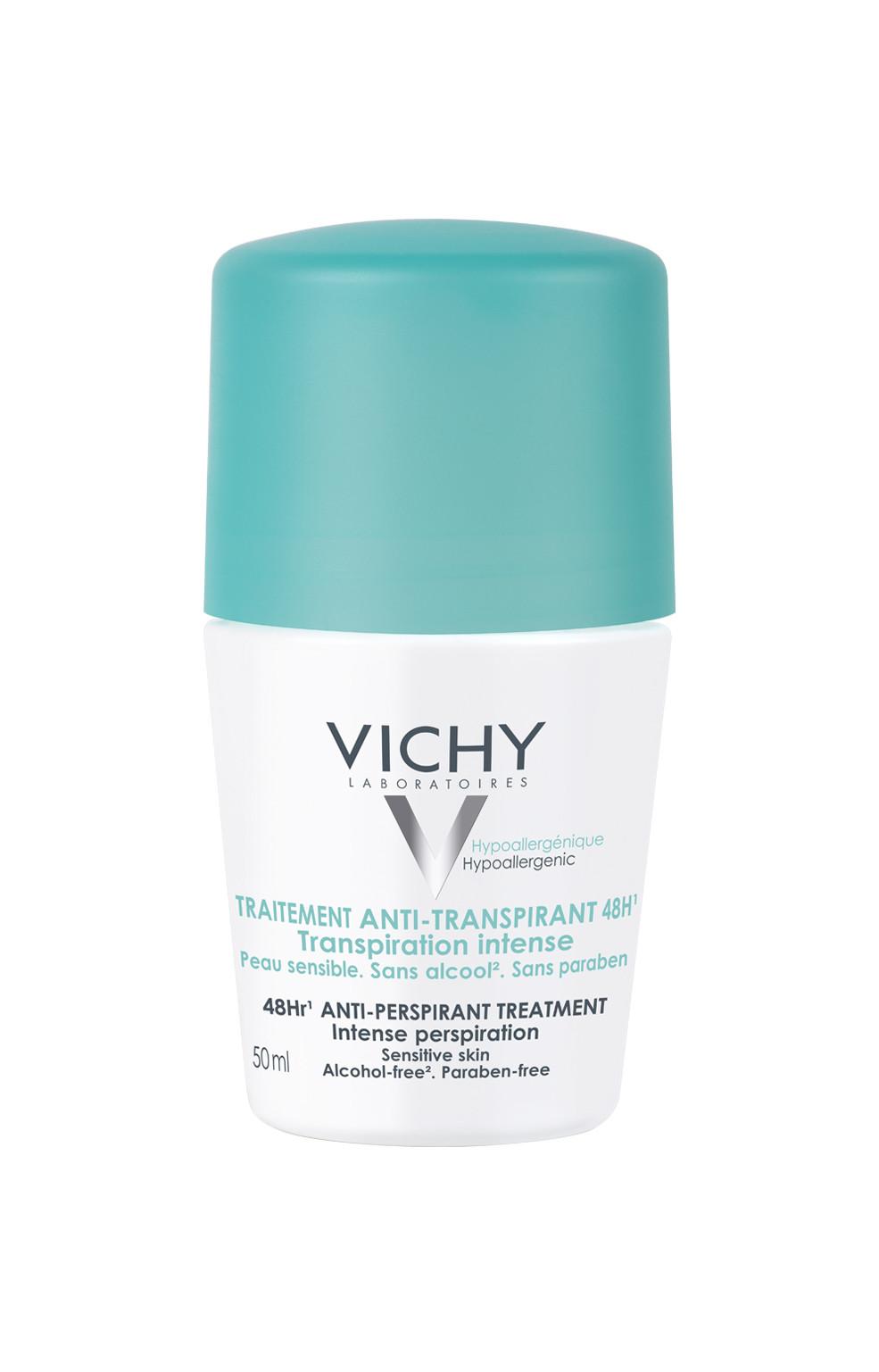 דאודורנט רול-און הגנה ל-48 שעות Vichy Deodorant Roll