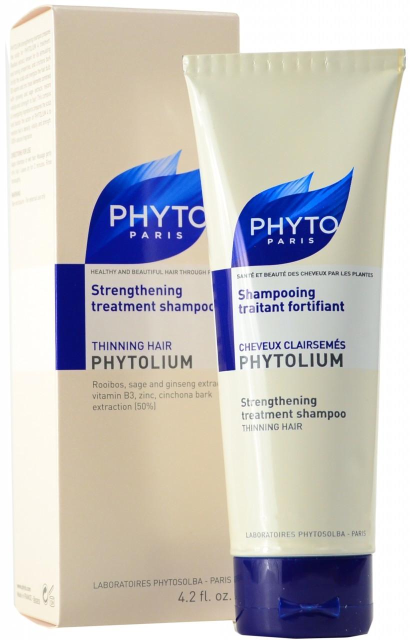 פיטוליאום שמפו לשיער דליל בגברים פיטו פריז | PHYTO PARIS PHYTOLIUM Shampoo