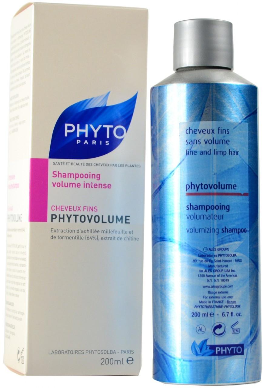 פיטווליום שמפו להענקת נפח לשיער דק   PHYTO PARIS PHYTOVOLUME Shampoo