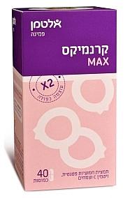 קרנמיקס מקס חמוציות Cranmix Max אלטמן