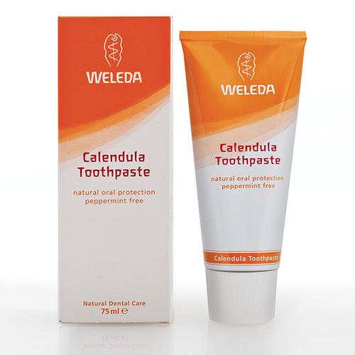 משחת שיניים קלנדולה WELEDA וולדה