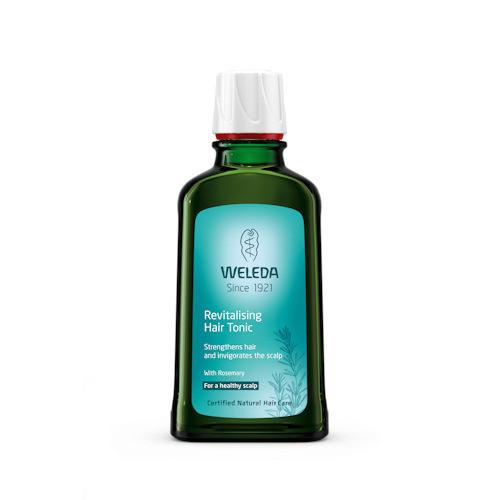 מי שיער רוזמרין למראה בריא ולאיזון השיער והקרקפת WELEDA Rosemary Hair Lotion וולדה
