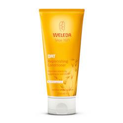"""מרכך שיבולת שועל לשיקום והזנה של שיער יבש ופגום - 190 מ""""ל של וולדה WELEDA"""