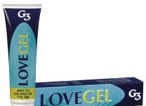 "G3 LOVE-GEL ג'ל סיכוך על בסיס מים 100 מ""ל"