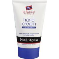 קרם ידיים לעור יבש הפורמולה הנורווגית ניוטרוג'ינה
