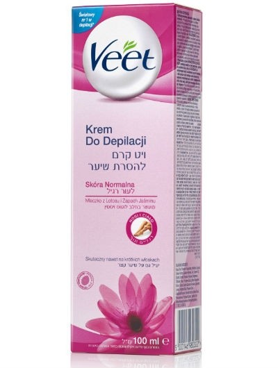 VEET ויט | קרם להסרת שיער לרגליים ולגוף