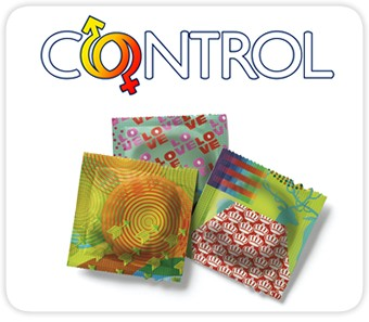קונדומים קונטרול | CONTROL CONDOMS SENSO / NATURE / NATURE XL / FINISSIMO