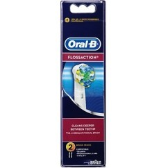 ראש מברשת שיניים חשמלית אוראל בי לניקוי עמוק | Oral B Floss Action Refill