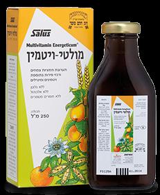 פלורדיקס מולטי ויטמין נוזלי | מכיל ויטמינים, מינרלים, צמחי מרפא