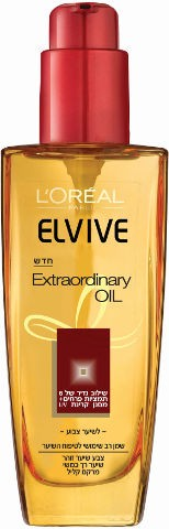 שמן רב שימושי לשיער צבוע | L'Oreal ELVIVE Oil UV לוריאל אלביב