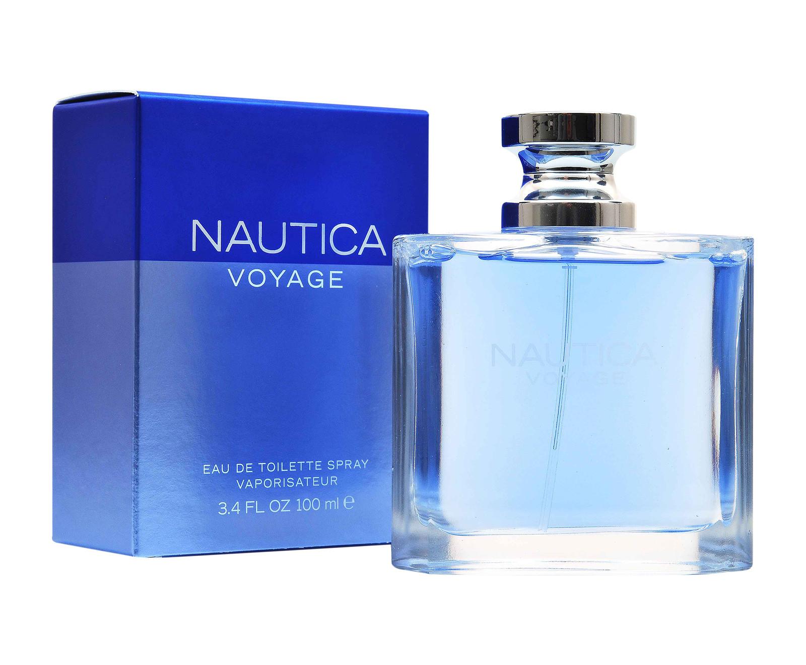 נאוטיקה וויאג' בושם לגבר | Nautica Voyage E.D.T