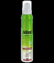 נטורל פורמולה מוס לשיער לבניית נפח | Natural Formula Go Volume Mousse