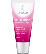 ורד הבר קרם לחות ליום לעור יבש WELEDA Wild Rose Smoothing Day Cream וולדה