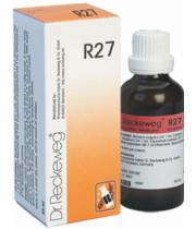 DR. RECKEWEG R27 דוקטור רקווג טיפות