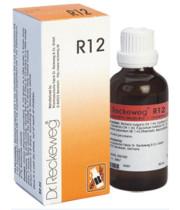 DR. RECKEWEG R12 דוקטור רקווג טיפות
