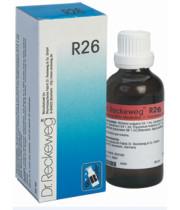 DR. RECKEWEG R26 דוקטור רקווג טיפות